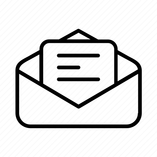 communication, email, interface, internet, mail, message icon