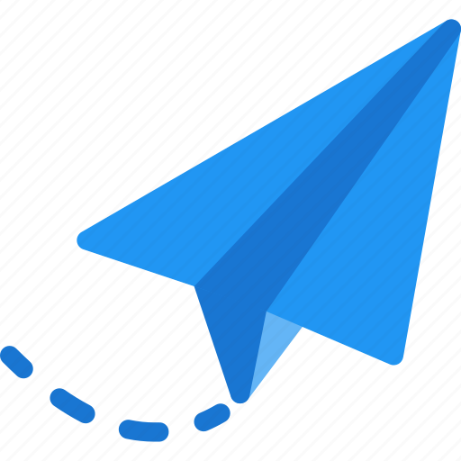 Communication, email, fly, message, plane, send icon - Download on Iconfinder