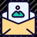 email, envelope, image, letter, mail, message