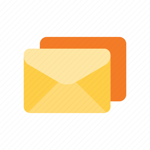 all, group, inbox, mail icon