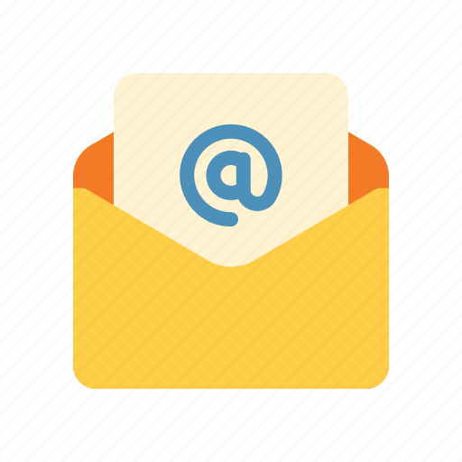email, mail, newsletter, subscription icon