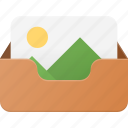 email, envelope, image, inbox, mail, message icon