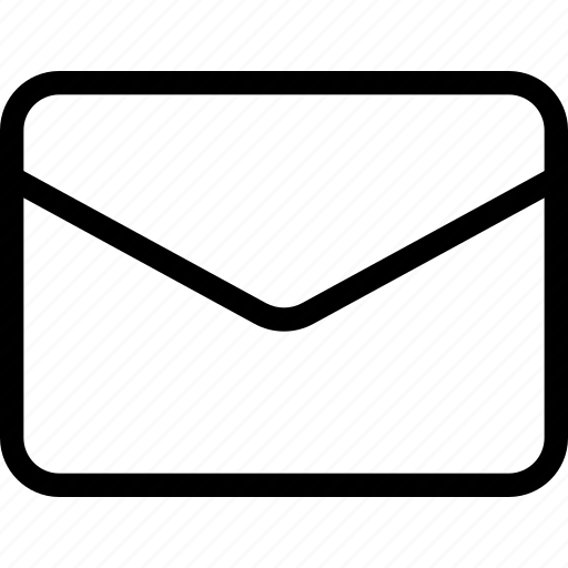 electronic mailstar, email, mail, message icon