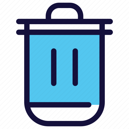 Bin, environment, garbage, recycle, trash icon - Download on Iconfinder