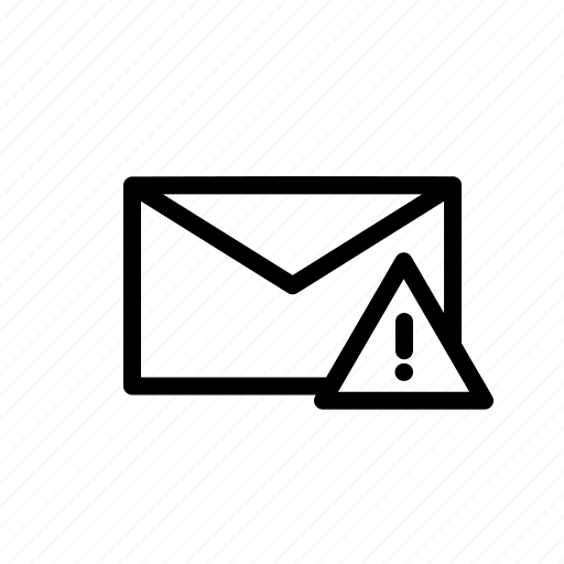 email, envelope, fail, failed, mail, receive, send icon