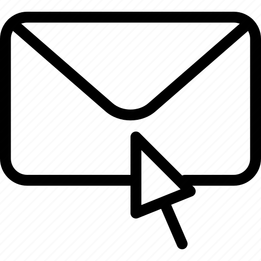 access, arrow, click, close, communication, creative, cursors, drag, drop, email, envelope, grid, information, internet, letter, line, mail, mail-with-cursors, message, news, open, select, shape, technology, with icon