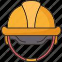 helmet, safety, head, worker, construction