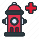 hydrant, emergency, medical, health, hospital, healthcare