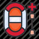 emergency, boat, medical, health, hospital, healthcare