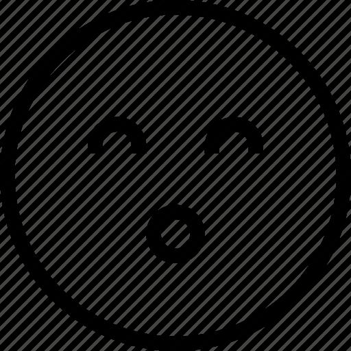 dream, emoji, face, sleeping, sleepy, zzz icon