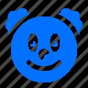 emoticon, emotion, clown, emoji