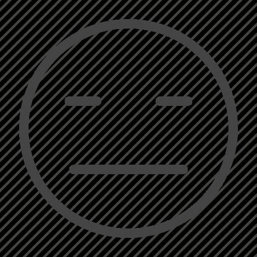 Emoji, emoticon, emotion, expression, face, feeling, smiley icon - Download on Iconfinder