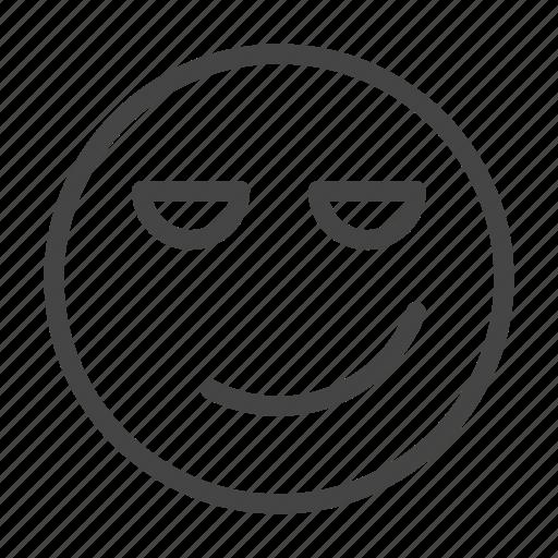 Cool, emoji, emoticon, emotion, expression, face, smiley icon - Download on Iconfinder