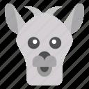 animal emoticon, emoji, emotag, emoticon, emotion icon