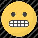 emoji, emotag, emoticon, emotion, grinning face icon