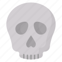 cranium, ghost, halloween, skeleton, skull icon