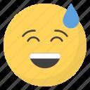 emoji, emotag, emoticon, emotion, joy face icon