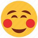 cartoon, character, emoji, emotion, face, happy, smiley