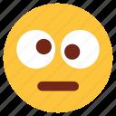 cartoon, emoji, emotion, face, funny, rolling eyes, smiley