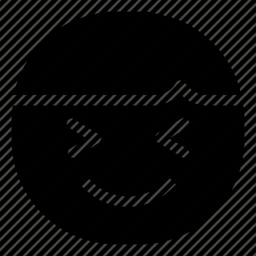 Emoticon, boy, happy icon
