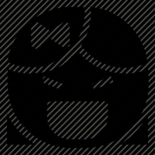 Emoticon, laugh, girl icon - Download on Iconfinder