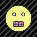 emoji, face, vomting icon