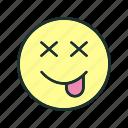emoji, face, happy