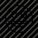 emoji, face, happy, smile icon