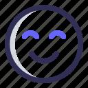 happy, emoji, face, emotion, emoticon, smile, feeling
