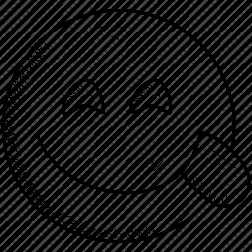 depressed, emoticon, face, sad, smiley, unhappy icon