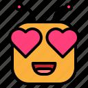 emoji, emoticon, goofy, yummy icon