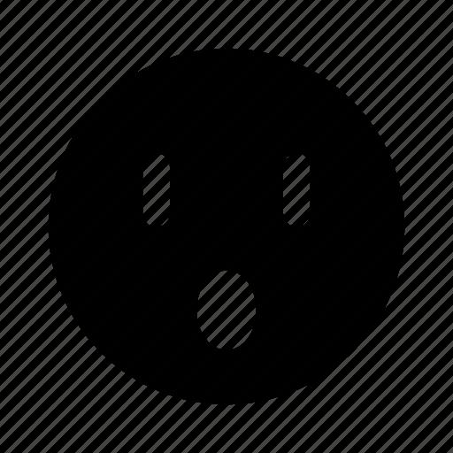 astounded, emoji, shocked, surprised icon