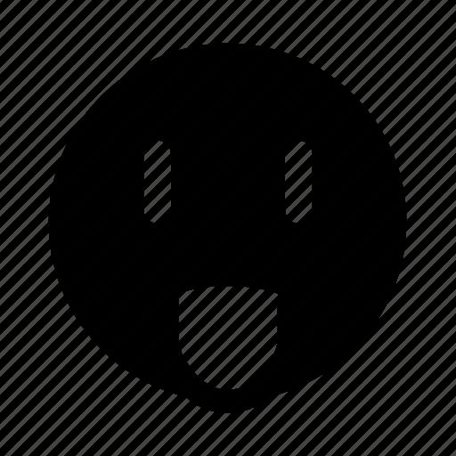 emoji, emotion, smile, tongue icon