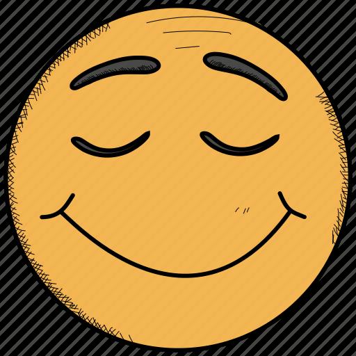Emoticon, happy, moji, smiley, surprised icon - Download on Iconfinder