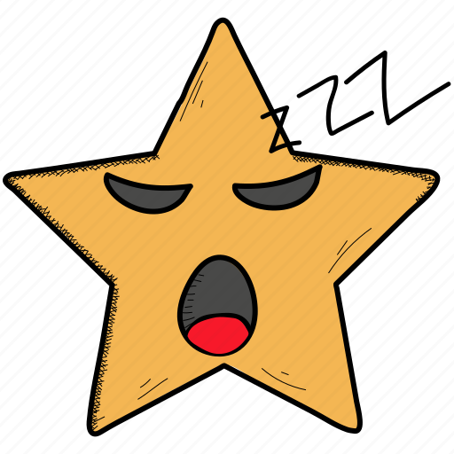 Emoticon, face, mouth, open, sleeping, snoring, zzz icon - Download on Iconfinder