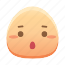 confused, emoji, emoticon, emotion, face, feeling, smiley