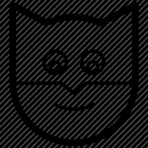 Batman Character Emoji Emoticon Face Superhero Icon