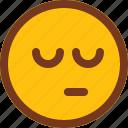 crying, emoji, emotion, face, man, sad, upset icon