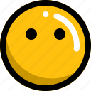 dead, emoji, emotion, face, sad, upset icon