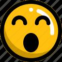 emoji, emotion, face, sad, upset icon
