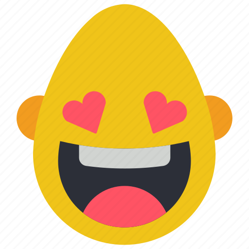 bold, emojis, flirt, happy, hearts, love, man icon
