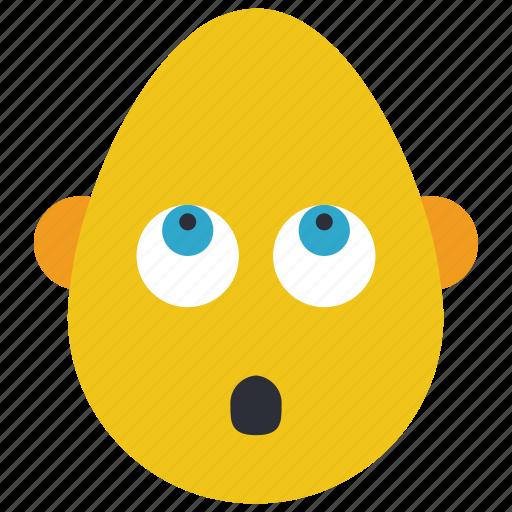 bold, emojis, good, grief, huh, man, smiley icon