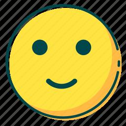 avatar, emoji, emoticon, face, smile icon