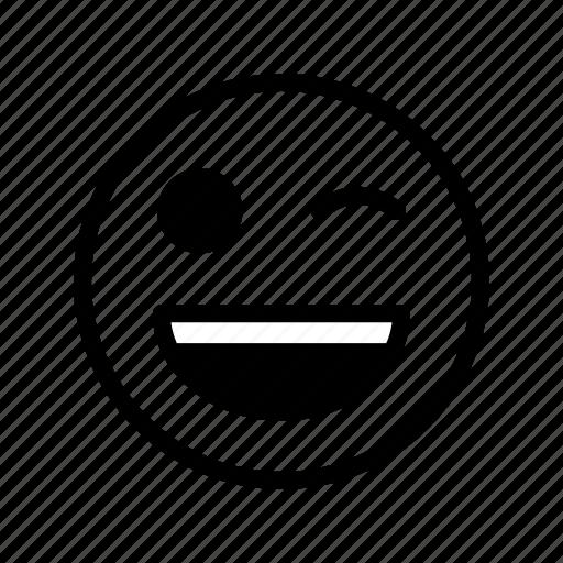 cartoon, emoji, emoticon, emotion, expression, face, mood icon