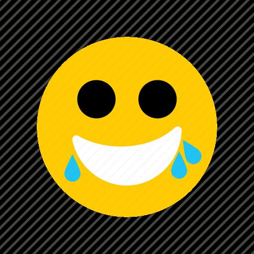 Cartoon, emoji, emotion, expression, face icon - Download on Iconfinder