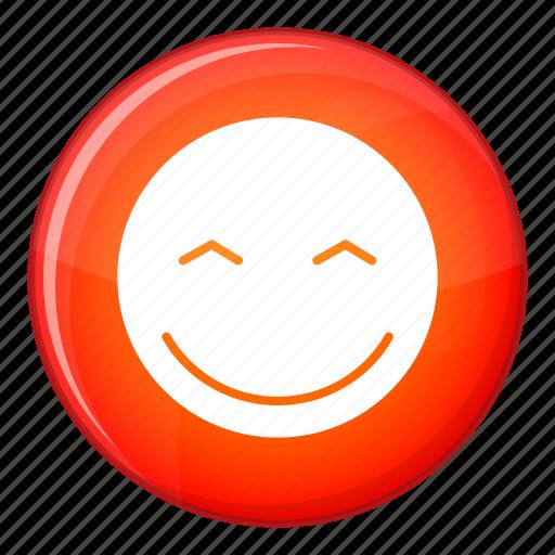 emoticon, emotion, expression, face, facial, happy, smile icon