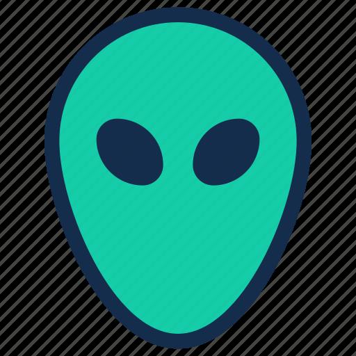 alien, emoji, emoticon, emotion, ufo icon