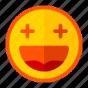 amazed, emoji, emoticon, expression, impressed, upset, wow