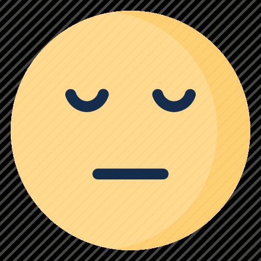 arrogant, emoji, emoticon, emotion icon
