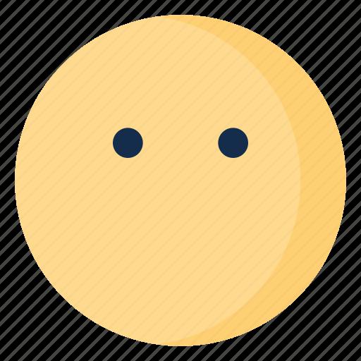 emoji, emoticon, emotion, faceless icon